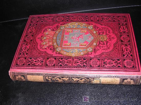 Libros antiguos: Madrazo, Pedro de , Córdoba España sus Monumentos y Artes - Su Naturaleza é Historia. - Foto 2 - 23360057