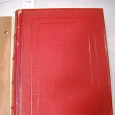 Libros antiguos: 1869 CUENTOS DE BOCCACCIO CON GRABADOS A LA MADERA Y BUENA ENCUADERNACIÓN. Lote 26875323