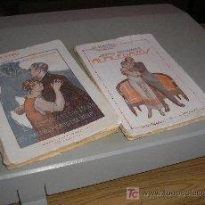 Libros antiguos: LA COMIDA DE LAS FIERAS , LOS MALHECHORES DEL BIEN - ALFILERAZOS JACINTO BENAVENTE. Lote 26471763