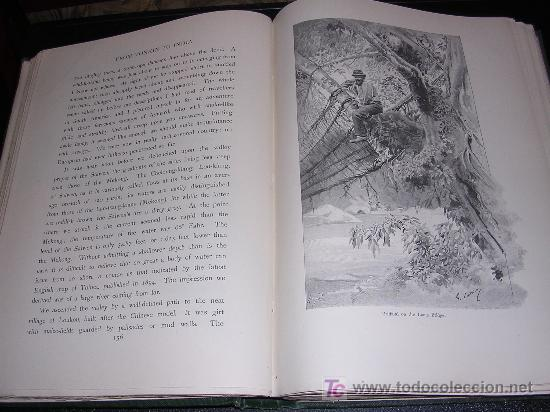 Libros antiguos: FROM TONKIN TO INDIA, , BY THE SOURCES OF THE IRAWADI,PRINCE HENRI D'ORLEANS, ILLUSTRATED BY - Foto 3 - 11328928