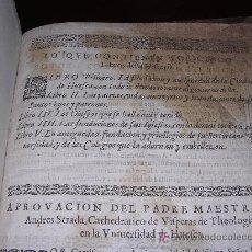 Libros antiguos: F.DIEGO DE FUNDACIÓN, EXCELENCIAS Y GRANDEZAS Y COSAS MEMORABLES DE LA ANTIQUÍSIMA CIUDAD DE HUESCA . Lote 22081111