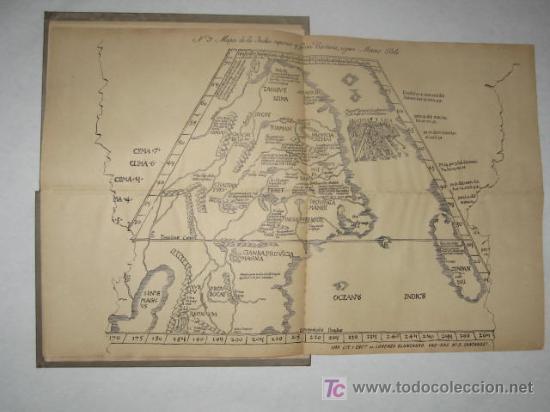 Libros antiguos: Colón y los montañeses en el descubrimiento de América, por Angel de los Ríos y Rios. Santander 1892 - Foto 5 - 23482485