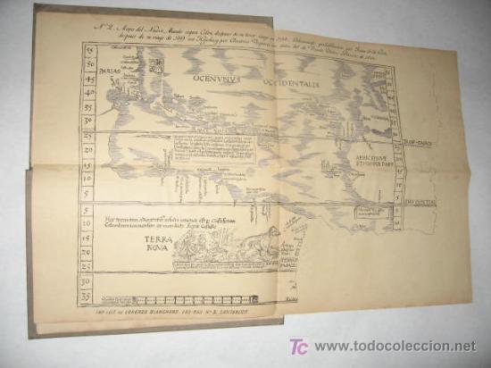 Libros antiguos: Colón y los montañeses en el descubrimiento de América, por Angel de los Ríos y Rios. Santander 1892 - Foto 4 - 23482485