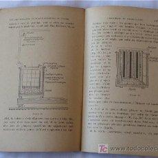 Libros antiguos: LIBRO ACUMULADORES DE PLOMO 1924. Lote 18986976