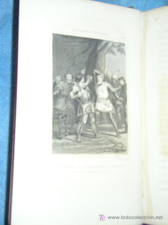 Libros antiguos: HISTORIA DE ESPAÑA - AÑO 1876 - BELLOS GRABADOS. - Foto 3 - 20966435
