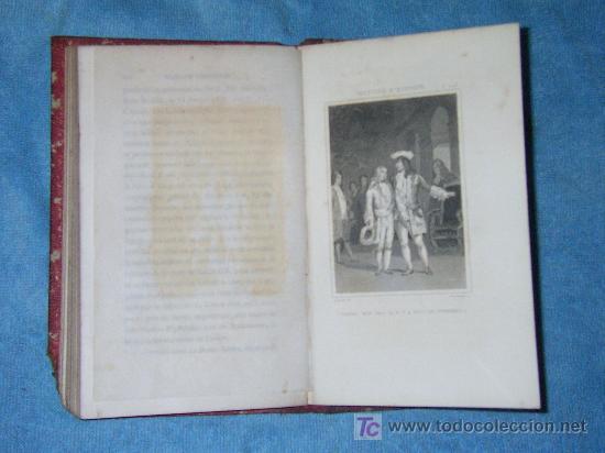 Libros antiguos: HISTORIA DE ESPAÑA - AÑO 1876 - BELLOS GRABADOS. - Foto 4 - 20966435