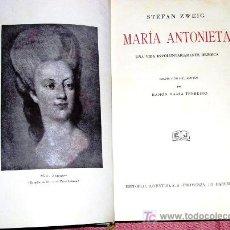 Libros antiguos: MARÍA ANTONIETA VIDA INVOLUNTARIAMENTE HEROICA 9 REPRODUCC..PG.515.1ª EDICION.1934 .DEDICAD. Lote 24857378