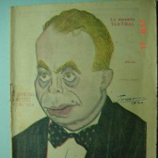 Libros antiguos: 1290 LA NOVELA TEATRAL - EL SEÑOR CURA - VITAL AZA - AÑO 1920 Nº 197 MAS EN COSAS&CURIOSAS. Lote 5727250