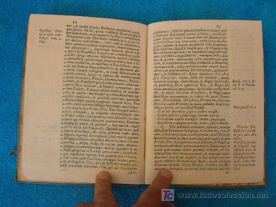 Libros antiguos: 1750. PROLUSIO ACADEMICA, SACRO-PROFANA DE HOMINUM PRINCIPATU ET PRAEFACTURA. - Foto 6 - 26696058