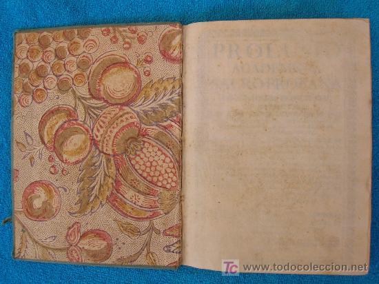 Libros antiguos: 1750. PROLUSIO ACADEMICA, SACRO-PROFANA DE HOMINUM PRINCIPATU ET PRAEFACTURA. - Foto 8 - 26696058