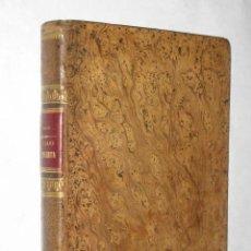 Libros antiguos: TRATADO DE LA HUERTA, O MÉTODO DE CULTIVAR TODA CLASE DE HORTALIZAS, POR CLAUDIO BOUTELOU. 1813. Lote 25378094