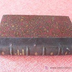 Libros antiguos: LE COMPAGNON DE NOTRE EXIL OU LA VIE EUCHARISTIQUE DE NOTRE-SEIGNEUR JESUS-CHRIST 1862 MARIN MARREL. Lote 26453041