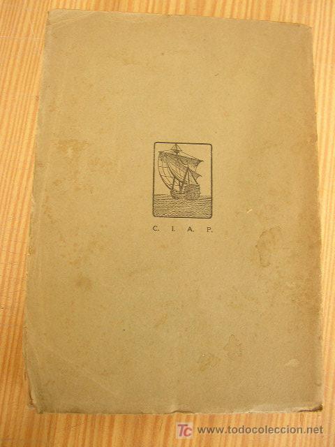 Libros antiguos: EL ANILLO DE ESMERALDA- MARIANO TOMAS-NOVELA- SIN FECHA-COMPAÑIA IBERO-AMERICANA DE PUBLICACIONES. - Foto 4 - 25847893