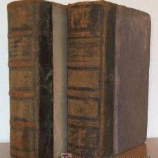Libros antiguos: DICTIONNAIRE DES DATES - 2 TOMOS - AÑO 1845. Lote 26996416