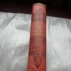 Libros antiguos: LAS ORIENTALES, Y LAS HOJAS DE OTOÑO- DE VÍCTOR HUGO-TRA: D.F. GIRBAL JAUME.F. SEIX-EDITOR-BAR.. Lote 26422609