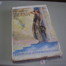 Livres anciens: DIANA (EMIL LUDWIG) 1924. Lote 26922683
