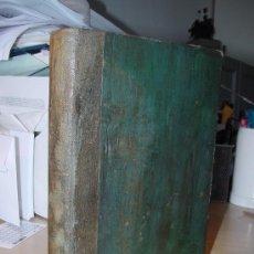 Libros antiguos: EL ANILLO DE ESMERALDA. NOVELA / (SIGUE): EL PECADO FECUNDO. NOVELA INMORAL . Lote 27485702