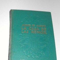 Libros antiguos: LA CASA DE LAS RENOIR, DE JACQUES DE GACHONS 1927. Lote 23439820