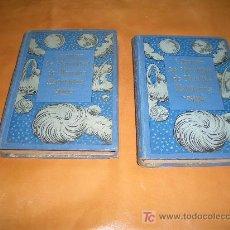 Alte Bücher - C.FLAMMARION .LOS MUNDOS REALES Y LOS MUNDOS IMAGINARIOS 2 TOMOS - 6285956