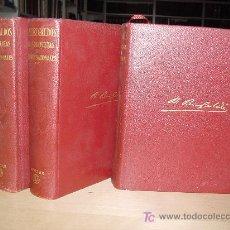 Libros antiguos: AGUILAR. PÉREZ GALDOS. EPISODIOS NACIONALES. Lote 26588406