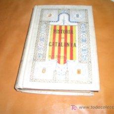 Libros antiguos: HISTORIA CRITICA CIVIL Y ECLESIASTICA DE CATALUNYA -A.DE BOFARULL-. Lote 6305342