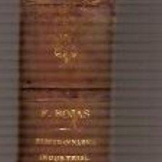 Libros antiguos: TRATADO DE ELECTRODINÁMICA INDUSTRIAL. TOMO 2º: APLICACIONES (MADRID, 1896) LOMO DE PIEL. Lote 21945087