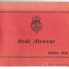 Libros antiguos: REAL ALCÁZAR. Lote 9839055