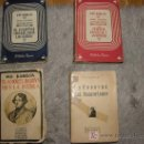 Libros antiguos: PIO BAROJA CUATRO TOMOS. Lote 27320747