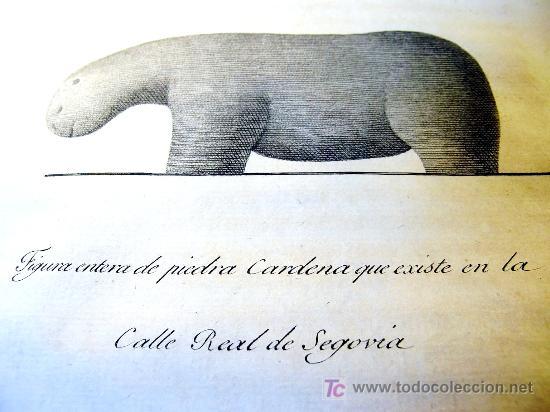 Libros antiguos: EL ACUEDUCTO Y OTRAS ANTIGUEDADES DE SEGOVIA,-GOMEZ DE SOMORROSTRO ( SOLO MADRID ) - Foto 5 - 32576432