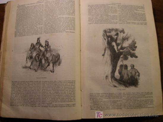 Libros antiguos: BIBLIOTECA ILUSTRADA GASPAR Y ROIG - Foto 4 - 27320750