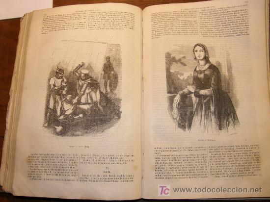 Libros antiguos: BIBLIOTECA ILUSTRADA GASPAR Y ROIG - Foto 3 - 27320750