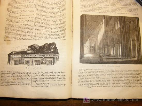 Libros antiguos: BIBLIOTECA ILUSTRADA GASPAR Y ROIG - Foto 8 - 27320750