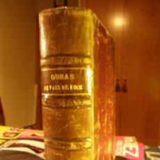 Libros antiguos: OBRAS DE PAUL DE KOCK. Lote 27514757