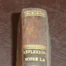 Libros antiguos: REFLEXIONES SOBRE LA NATURALEZA-DESPREAUX-TOMO 5º-MADRID 1807. Lote 20762720