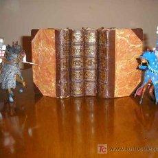 Libros antiguos: 1677: HISTORIA DE LAS CRUZADAS. Lote 22466789