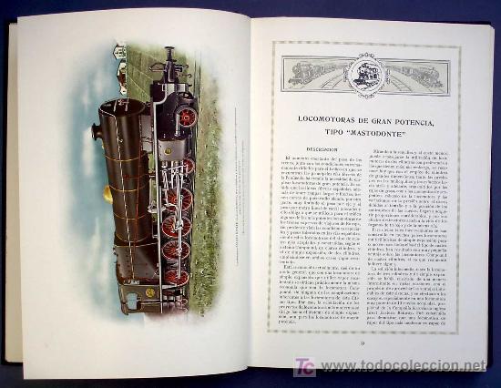 Libros antiguos: SOCIEDAD ESPAÑOLA DE CONSTR. BABCOCK & WILCOX. CATALOGO GENERAL. GALINDO, BILBAO, MADRID, POST 1920. - Foto 5 - 25648052