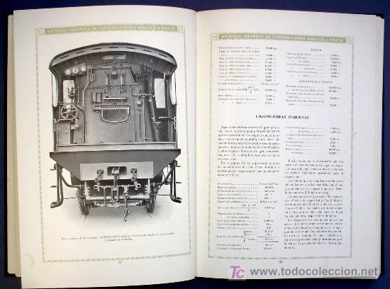 Libros antiguos: SOCIEDAD ESPAÑOLA DE CONSTR. BABCOCK & WILCOX. CATALOGO GENERAL. GALINDO, BILBAO, MADRID, POST 1920. - Foto 6 - 25648052