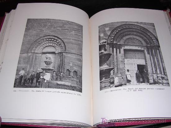 Libros antiguos: MANUEL GOMEZ - MORENO, PROVINCIA DE ZAMORA (1903 - 1905), CATALOGO MONUMENTAL DE ESPAÑA, 1927, 2 VOL - Foto 3 - 12341047