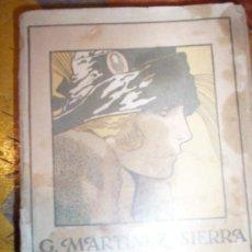 Libros antiguos: CARTAS A LAS MUJERES DE ESPAÑA , G. MARTINEZ SIERRA, 2 EDICION, 1918, RENACIMIENTO, 264 PP. 0G. Lote 27216849