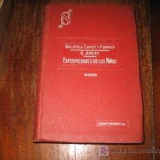 Libros antiguos: ENFERMEDADES DE LOS NIÑOS . Lote 7845602