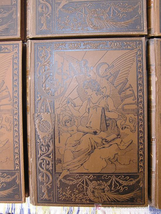 Libros antiguos: HISTORIA UNIVERSAL (CESAR CANTÚ) - Foto 3 - 24734437
