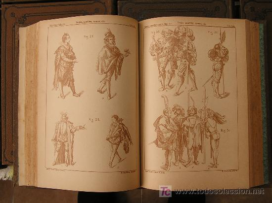 Libros antiguos: HISTORIA UNIVERSAL (CESAR CANTÚ) - Foto 7 - 24734437