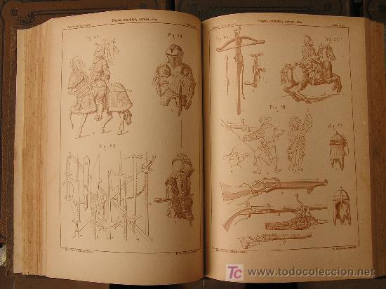 Libros antiguos: HISTORIA UNIVERSAL (CESAR CANTÚ) - Foto 8 - 24734437