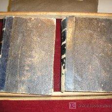 Libros antiguos: LA BOMBA DE DINAMITA. J.M.FARNES. EDITOR JUAN MUÑOZ, IMPR. PEDRO NUÑEZ, CA.1890. 2 TOMOS.ILUST.RARO . Lote 26362570