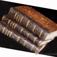 Libros antiguos: LIBRO ANTIGUO. AVENTURAS DE FOBLAS. 1838. OPORTUNIDAD INVERSION. ENVIO 6 EUROS PAQUETE AZUL. Lote 26457816