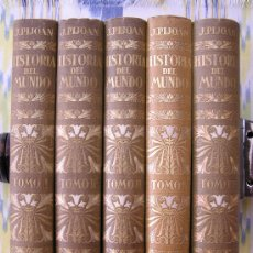 Libros antiguos: HISTORIA DEL MUNDO ( JOSÉ PIJOAN Y SOTERAS ). Lote 22486929