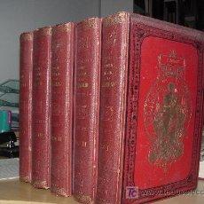 Libros antiguos: 1887.- HISTORIA DE LA HUMANIDAD. F. LAURENT. IMPRESIONANTE OBRA. Lote 26192287