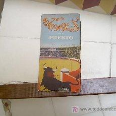 Libros antiguos: FOLLETO-LIBRO ANTIGUO DE LAS BODEGAS OSBORNE DE CADIZ . Lote 27134428