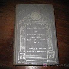 Libros antiguos: LAS RUINAS DE PALMARIA . Lote 10422300