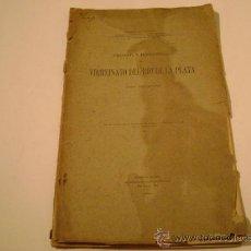 Libros antiguos: CREACIÓN Y PERMANENCIA DEL VIRREINATO DEL RIO DE LA PLATA. AUTOR:EMILIO RAVIGNANI . Lote 8053400